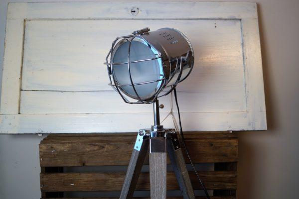 Industri-lampa